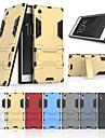 Etui Käyttötarkoitus Sony Xperia XA1 Tuella Takakuori Yhtenäinen Kova PC varten Sony Xperia XA1