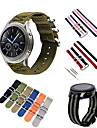 Watch Band for Gear S3 Frontier / Gear S3 Classic Samsung Galaxy Sport Band Nylon Wrist Strap