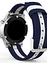 Watch Band for Gear Sport Samsung Galaxy Modern Buckle Nylon Wrist Strap