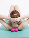 Двойной массажный ролик 1 pcs Йога / Аэробика и фитнес / Для спортивного зала Массаж TPE
