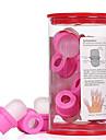 10pcs Outil Nail Art Kit Nail Art Resistant Manucure Manucure pedicure Professionnel Quotidien