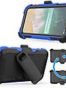 Coque Pour Apple iPhone X / iPhone 8 Antichoc / Avec Support Coque Armure Dur PC pour iPhone X / iPhone 8 Plus / iPhone 8