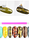 1 Piece Nail Art Tool Dotting Tools Fashionable Design nail art Manicure Pedicure Professional Daily Wear