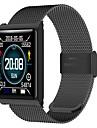 Умный браслет N98 для Android iOS Bluetooth Спорт Водонепроницаемый Пульсомер Измерение кровяного давления Сенсорный экран / Израсходовано калорий / Длительное время ожидания / Педометр