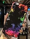 Pouzdro Uyumluluk Apple iPhone X / iPhone 8 Temalı Arka Kapak Manzara Yumuşak TPU için iPhone X / iPhone 8 Plus / iPhone 8