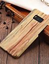Carcasă Pro Samsung Galaxy S8 Plus / S8 Ultra tenké Zadní kryt Textura dřeva Pevné PC pro S8 Plus / S8 / S7 edge