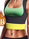Body Shaper Gilet snellente da allenamento a maglia calda Intimo neoprene Senza zip Perdita di peso Tummy Fat Burner Allenatore della vita Yoga Esercizi di fitness Allenamento in palestra Per Per