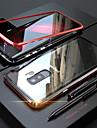 tok Για Samsung Galaxy Galaxy S10 / Galaxy S10 Plus Μαγνητική Πλήρης Θήκη Μονόχρωμο Σκληρή Ψημένο γυαλί για S9 / S9 Plus / S8 Plus