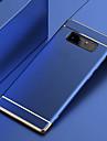 מגן עבור Samsung Galaxy Note 9 / Note 8 ציפוי כיסוי אחורי אחיד קשיח PC ל Note 9 / Note 8