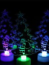 Holiday Decorations Julpynt Julbelysning Dekorativ svartvit 1st