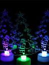 Decoratiuni de vacanta Christmas Decorations Lumini De Crăciun Decorativ Benzi cromatice 1 buc