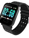 BoZhuo A6 Unisex Smart-Armband Android iOS Bluetooth Wasserfest Herzschlagmonitor Blutdruck Messung Verbrannte Kalorien UEbungs Tabelle Schrittzaehler Anruferinnerung Schlaf-Tracker Sedentary / Wecker