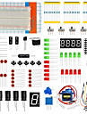 Arduino 전자 취미 애호가 용 범용 부품 키트 503a