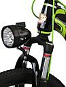LED Pyöräilyvalot Polkupyörän etuvalo Polkupyörän etuvalaisin LED Maastopyöräily Pyöräily Vedenkestävä Kannettava Pikairrotettava AAA 400 lm Akku Valkoinen Pyöräily
