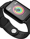 KUPENG B57 Умный браслет Android iOS Bluetooth Спорт Водонепроницаемый Пульсомер Измерение кровяного давления Сенсорный экран / Израсходовано калорий / Длительное время ожидания / Педометр