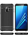 Custodia Per Samsung Galaxy A8 2018 / A6 (2018) Resistente agli urti Per retro Tinta unita Morbido TPU per A6 (2018) / A6+ (2018) / A7(2018)
