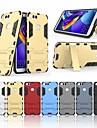 Etui Käyttötarkoitus Huawei Honor 7X Iskunkestävä / Tuella Takakuori Yhtenäinen / Panssari Kova PC varten Honor 7X