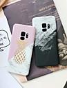 Custodia Per Samsung Galaxy S9 Plus / S9 Effetto ghiaccio / Fantasia / disegno Per retro Effetto marmo Resistente PC per S9 / S9 Plus / S8 Plus