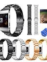 Klokkerem til Fitbit ionic Fitbit Sportsrem Rustfritt staal Haandleddsrem