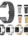 시계 밴드 용 Fitbit ionic 핏빗 스포츠 밴드 스테인레스 스틸 손목 스트랩