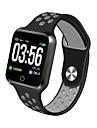 BoZhuo B226 Damen Smart-Armband Android iOS Bluetooth Sport Wasserfest Herzschlagmonitor Blutdruck Messung Verbrannte Kalorien Schrittzaehler Anruferinnerung Schlaf-Tracker Sedentary Erinnerung Wecker