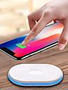 Încărcător Wireless Încărcător USB USB Încărcător Wireless / Qi 1 Port USB 1 A DC 5V pentru iPhone X / iPhone 8 Plus / iPhone 8