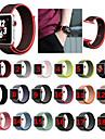 시계 밴드 용 Apple Watch Series 4/3/2/1 Apple 스포츠 밴드 / 쥬얼리 디자인 나일론 손목 스트랩