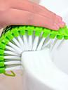 מִטְבָּח ציוד ניקיון פלסטיק מברשת ניקוי וסמרטוט Creative מטבח גאדג\'ט 1pc