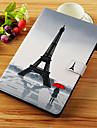 Coque Pour Apple iPad Pro 10.5 / iPad Pro 11\'\' Portefeuille / Porte Carte / Avec Support Coque Integrale Tour Eiffel Dur faux cuir pour iPad Air / iPad 4/3/2 / iPad (2018)