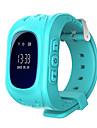 Q50 Herren Smartwatch Android iOS Bluetooth GPS Smart Sport Wasserfest Touchscreen Stoppuhr Schrittzaehler Anruferinnerung AktivitaetenTracker Schlaf-Tracker / Verbrannte Kalorien / Langes Standby