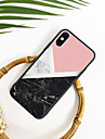 Etui Til Apple iPhone XR / iPhone XS Max Mønster Bagcover Marmor Hårdt TPU / Akryl for iPhone XS / iPhone XR / iPhone XS Max