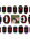 Bracelet de Montre  pour Apple Watch Series 4/3/2/1 Apple Bracelet Sport / Bracelet Milanais Acier Inoxydable Sangle de Poignet