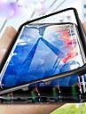 Case Kompatibilitás Samsung Galaxy S9 Plus / S7 Áttetsző Héjtok Egyszínű Kemény Hőkezelt üveg mert S9 / S9 Plus / S8 Plus