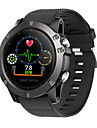 ds102 smart watch bt fitness tracker, soporte y monitor de frecuencia cardiaca para samsung / sony android mobiles / iphone