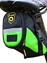 B-SOUL 1 L Bisiklet Sele Çantaları Su Geçirmez Taşınabilir Dayanıklı Bisiklet Çantası Deri Terylene Bisikletçi Çantası Bisiklet Çantası Bisiklete biniciliği Yol Bisikleti Dağ Bisikleti Dış Mekan