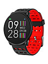 STQ88 Hombre Reloj elegante Android iOS Bluetooth Impermeable Pantalla Tactil GPS Monitor de Pulso Cardiaco Medicion de la Presion Sanguinea Podometro Recordatorio de Llamadas Seguimiento de